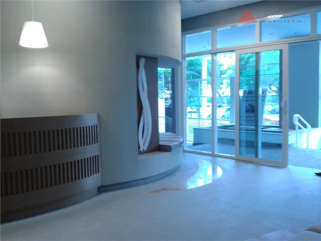 Sala para alugar, 23 m² por R$ 1.100/mês  Rua Narciso Sturlini, 302 - Centro - Osasco/SP