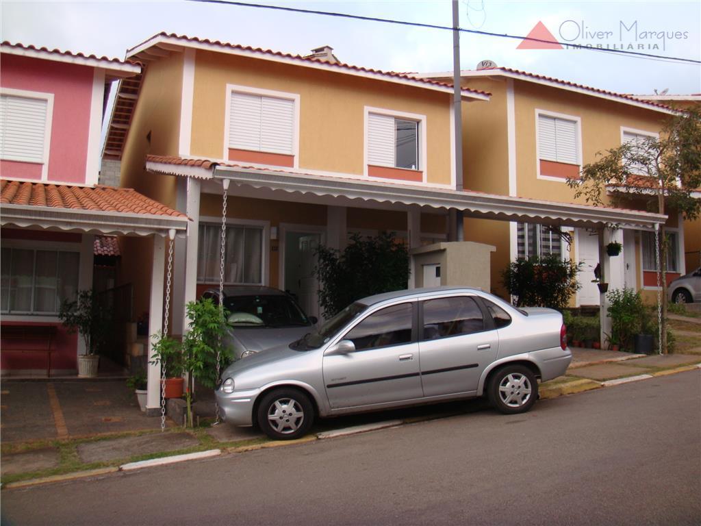 Sobrado residencial para locação, Granja Viana, Cotia - SO1372.