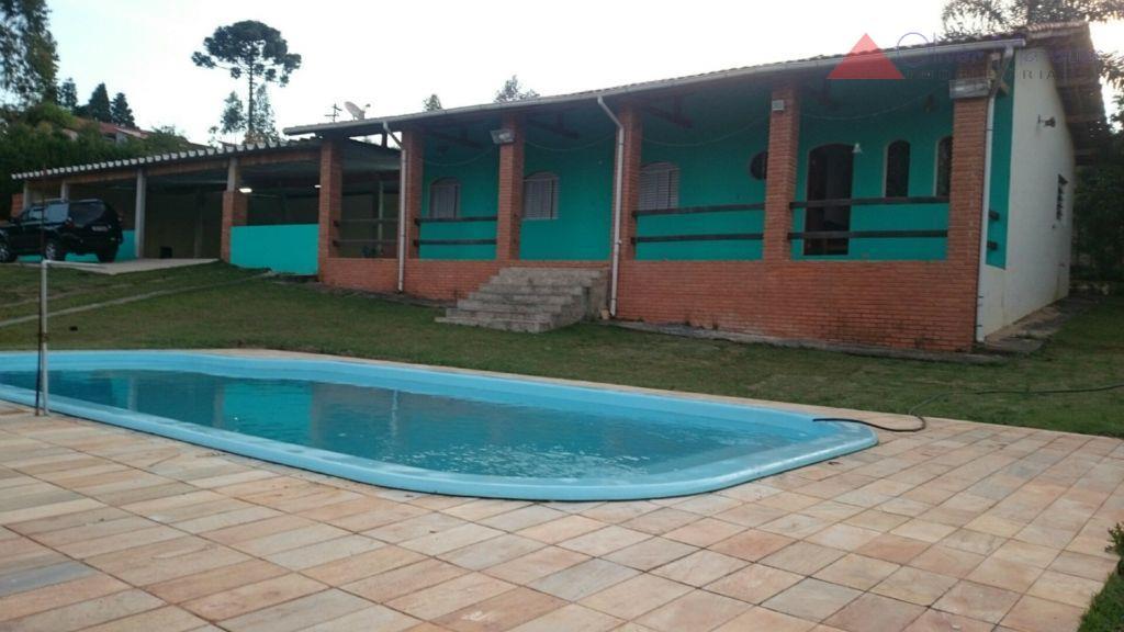 Chácara residencial à venda, Recreio Residencial, Ibiúna - CH0072.