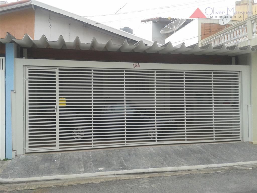 Casa residencial à venda, Parque Continental, São Paulo - CA0820.