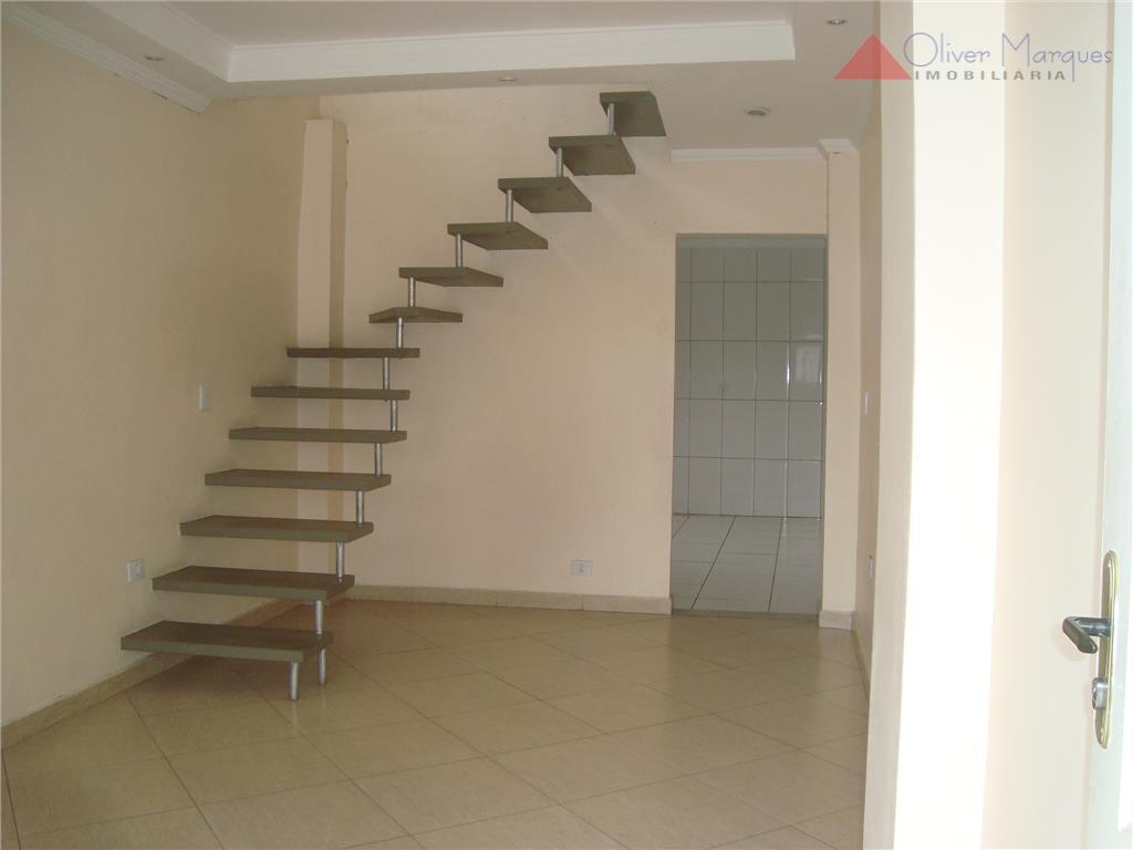 Casa residencial para locação, Jaguaré, São Paulo - CA0821.