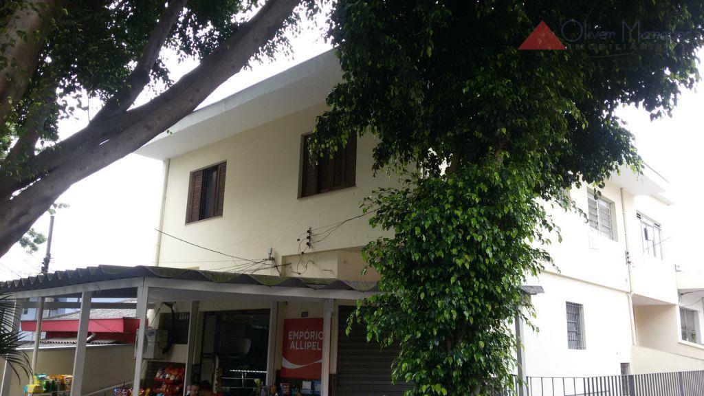 Sobrado residencial à venda, Jaguaré, São Paulo - SO1380.