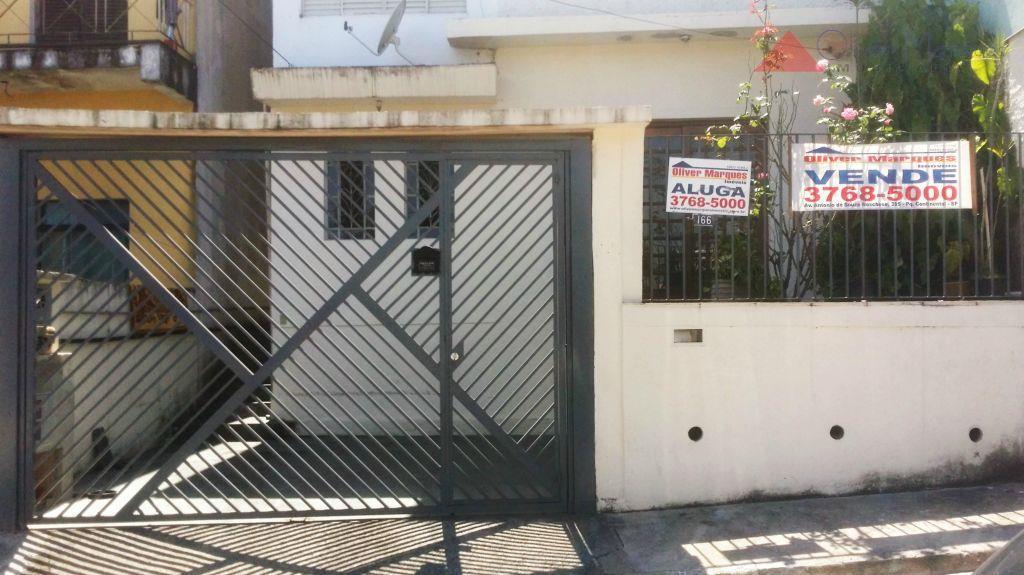 Sobrado residencial para locação, Jaguaré, São Paulo - SO1389.