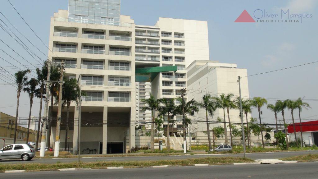 Sala comercial para locação, Vila Leopoldina, São Paulo - SA0137.