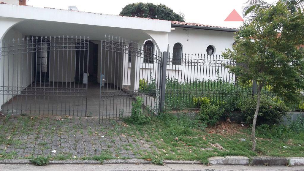 Casa residencial à venda, Parque Continental, São Paulo - CA0824.