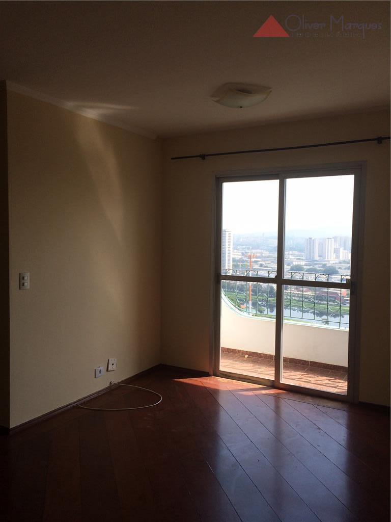 Apartamento residencial para locação, Jaguaré, São Paulo - AP4220.