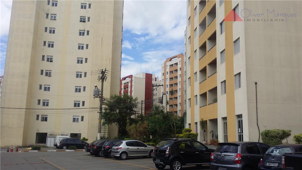Apartamento residencial para locação, Parque Continental, São Paulo - AP4236.