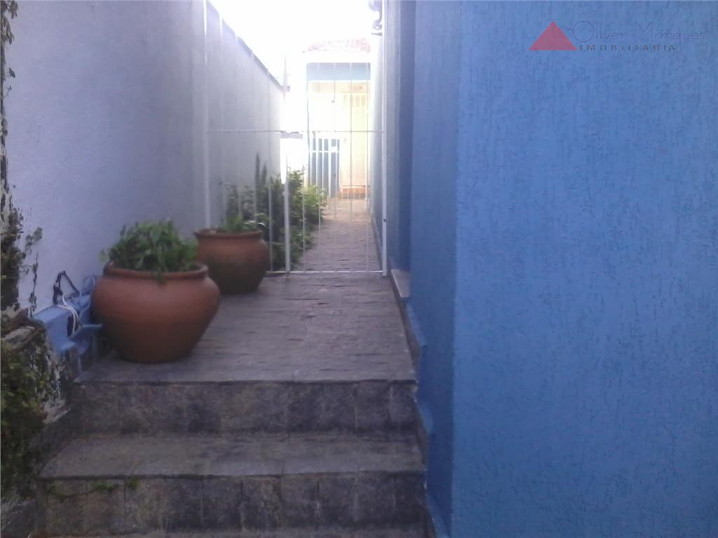 Sobrado  residencial para locação, Parque Continental, São Paulo.