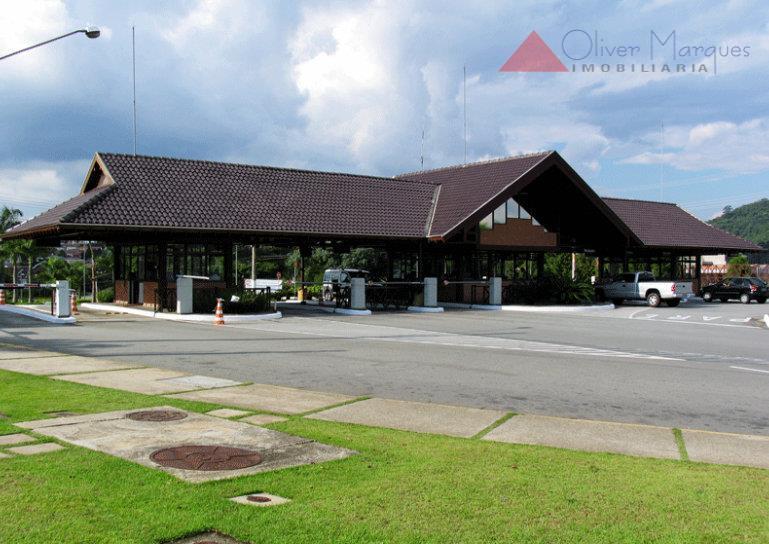 Casa residencial à venda, Alphaville, Santana de Parnaíba - CA0832.