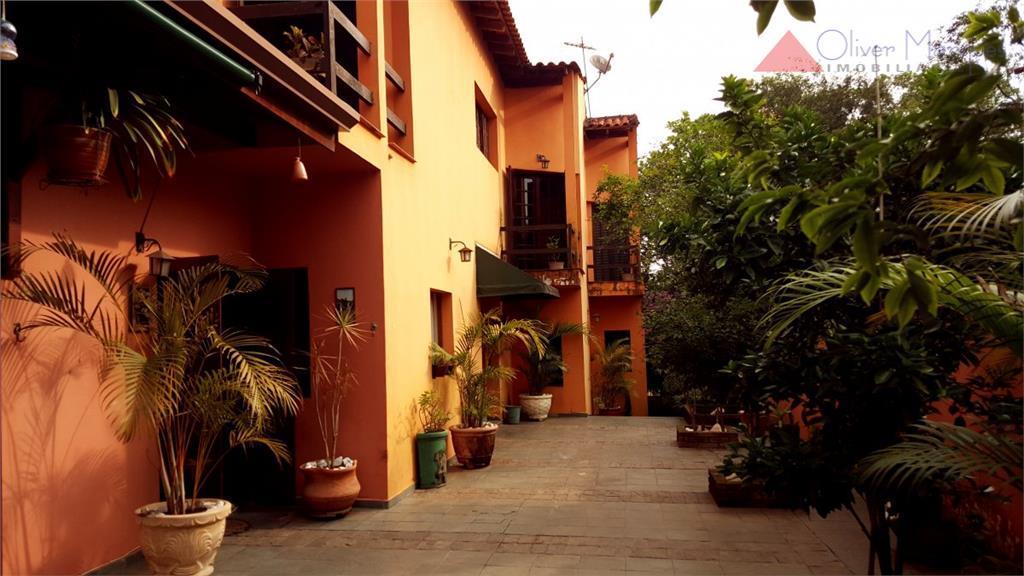 Sobrado residencial à venda, Granja Viana, Carapicuíba - SO1396.