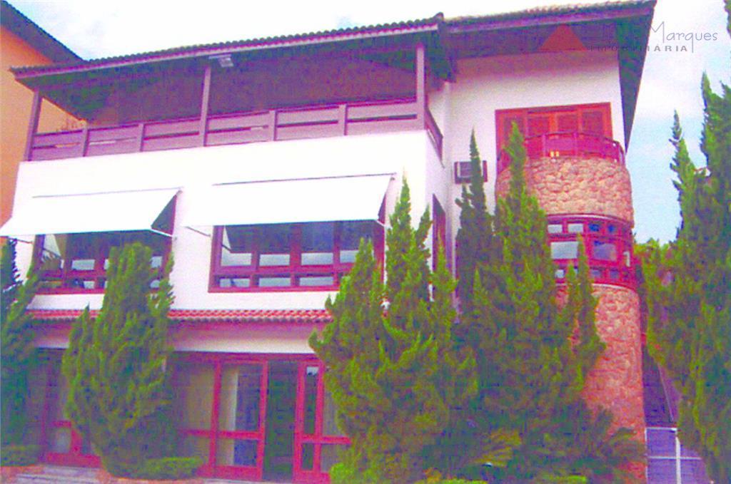 Casa residencial para locação, Residencial Onze (Alphaville), Santana de Parnaíba.