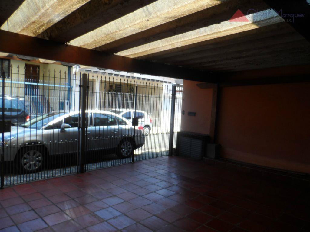 Sobrado residencial para locação, Parque Continental, São Paulo - SO1397.