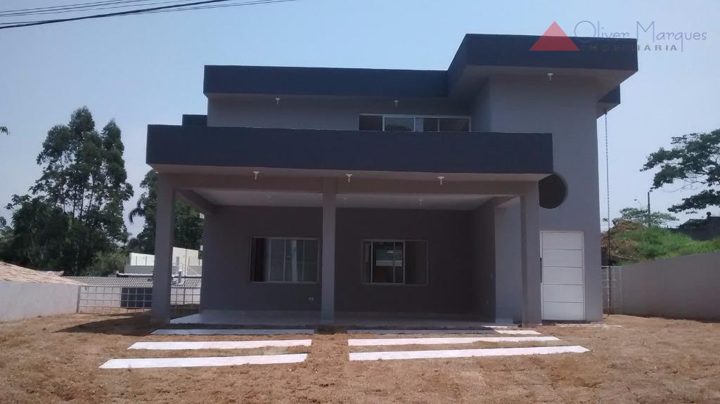 Sobrado residencial à venda, Paysage Vert, Vargem Grande Paulista - SO1398.