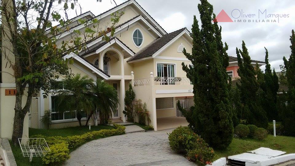 Casa residencial à venda, Residencial Três (Tamboré), Santana de Parnaíba - CA0843.