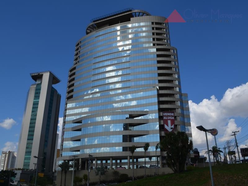 Sala comercial à venda, Empresarial 18 do Forte, Barueri - SA0142.