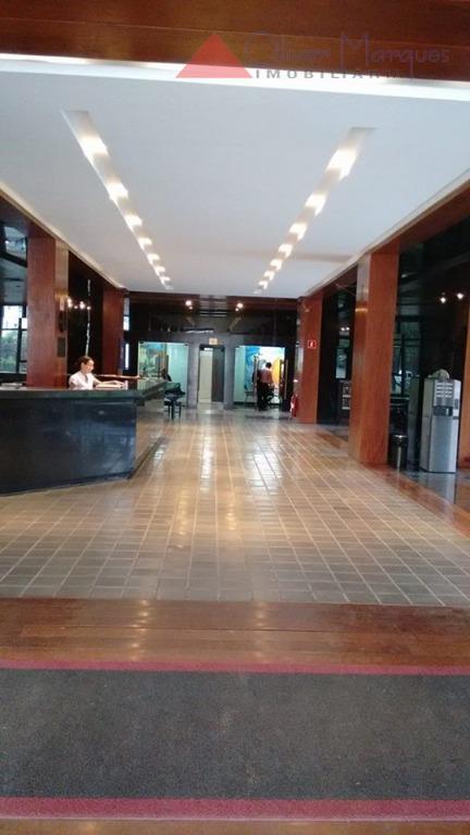 Apartamento residencial para locação, Alphaville, Barueri - AP4261.