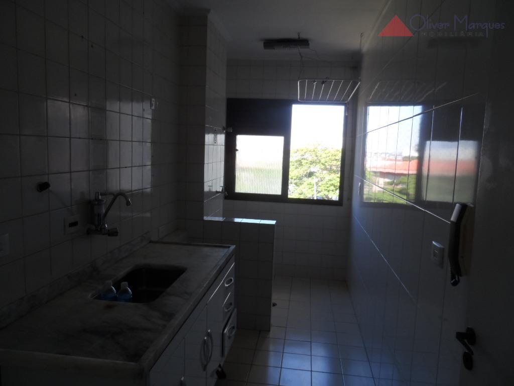 Apartamento residencial para locação, Jardim Ester, São Paulo - AP4262.