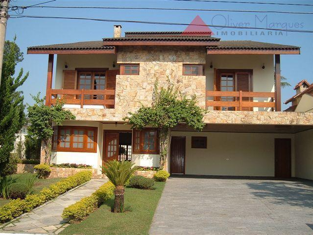 Casa residencial à venda, Alphaville Residencial Dois, Barueri - CA0853.