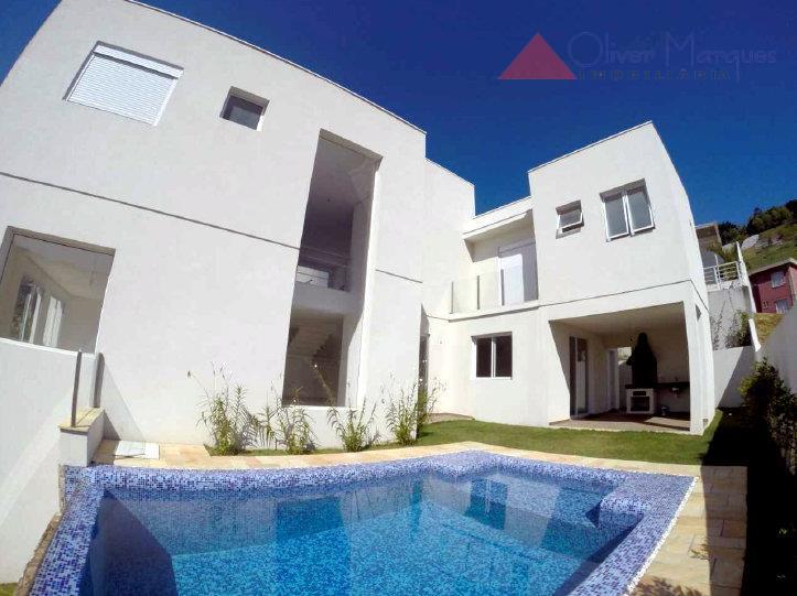 Casa residencial à venda, Tamboré, Santana de Parnaíba - CA0854.