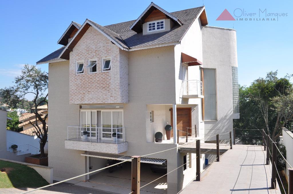 Casa residencial à venda, Granja Viana, - CA0861.