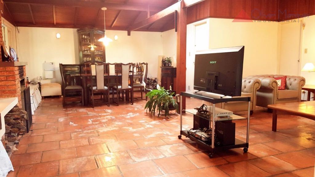 Casa residencial para locação, Granja Viana,- CA0863.