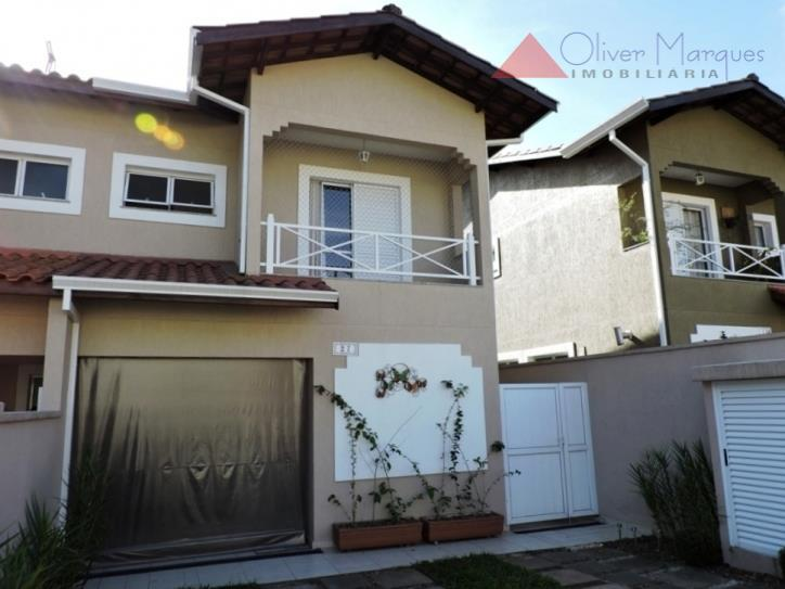 Sobrado residencial à venda, Granja Viana, Cotia - SO1408.