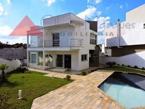 Sobrado residencial à venda, São Paulo II, Cotia - SO1416.