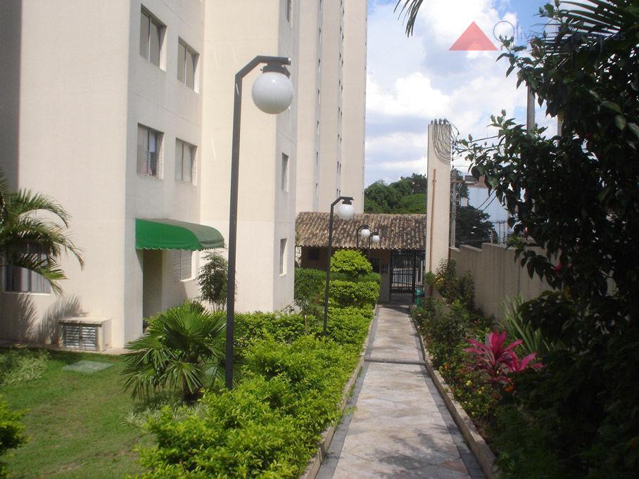 Apartamento residencial para locação, Jaguaré, São Paulo - AP4283.