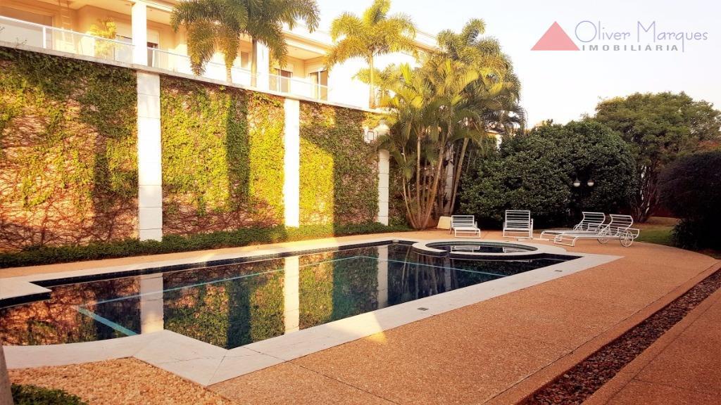 Sobrado  residencial à venda, Condomínio Melville (Tamboré), Santana de Parnaíba.