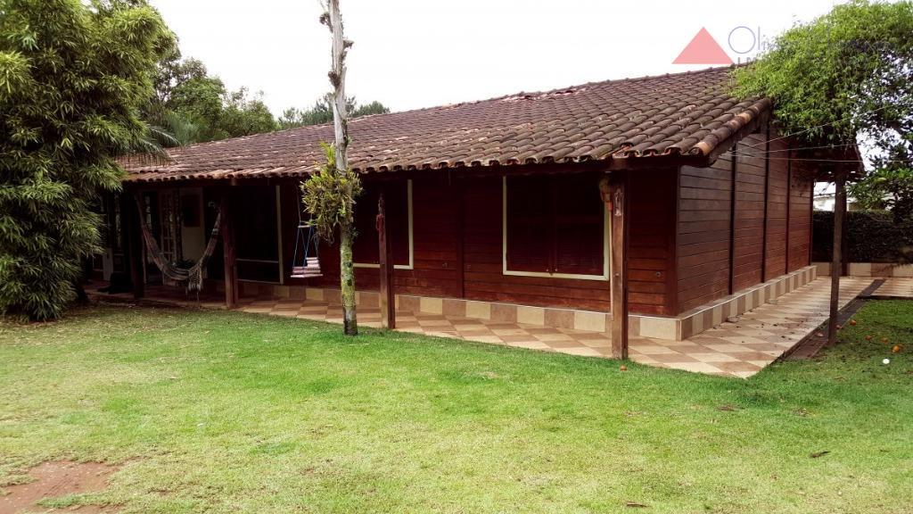 Casa residencial à venda, Granja Viana, Cotia - CA0880.