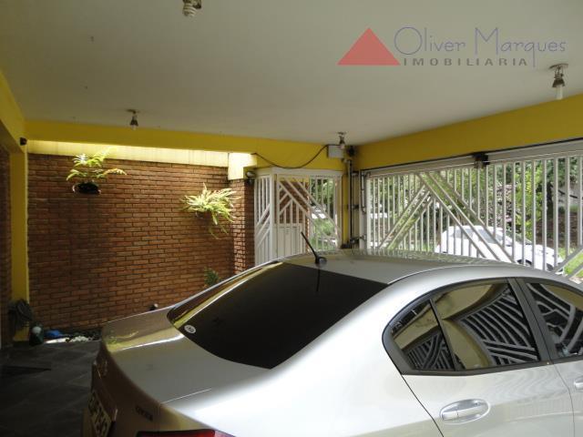 Casa residencial à venda, Parque Continental, São Paulo - CA0885.