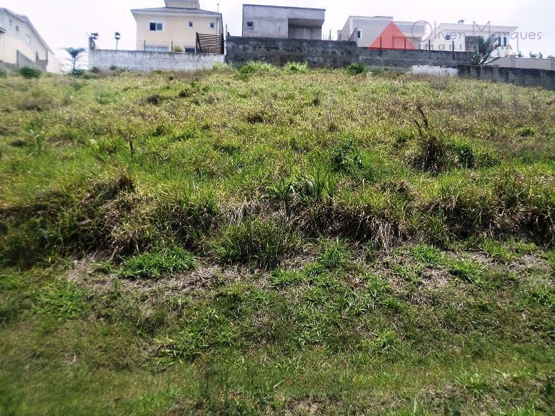 Terreno residencial à venda, Residencial dos Lagos, Cotia - TE0187.