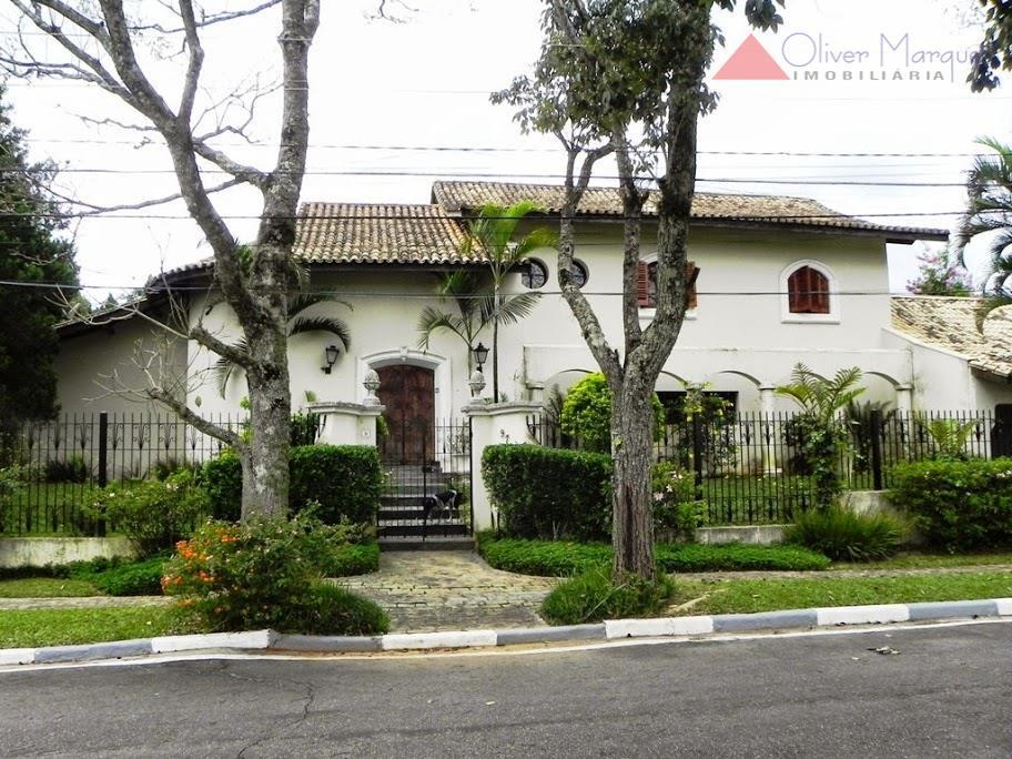 Casa residencial à venda, Parque Dom Henrique, Cotia - CA0894.
