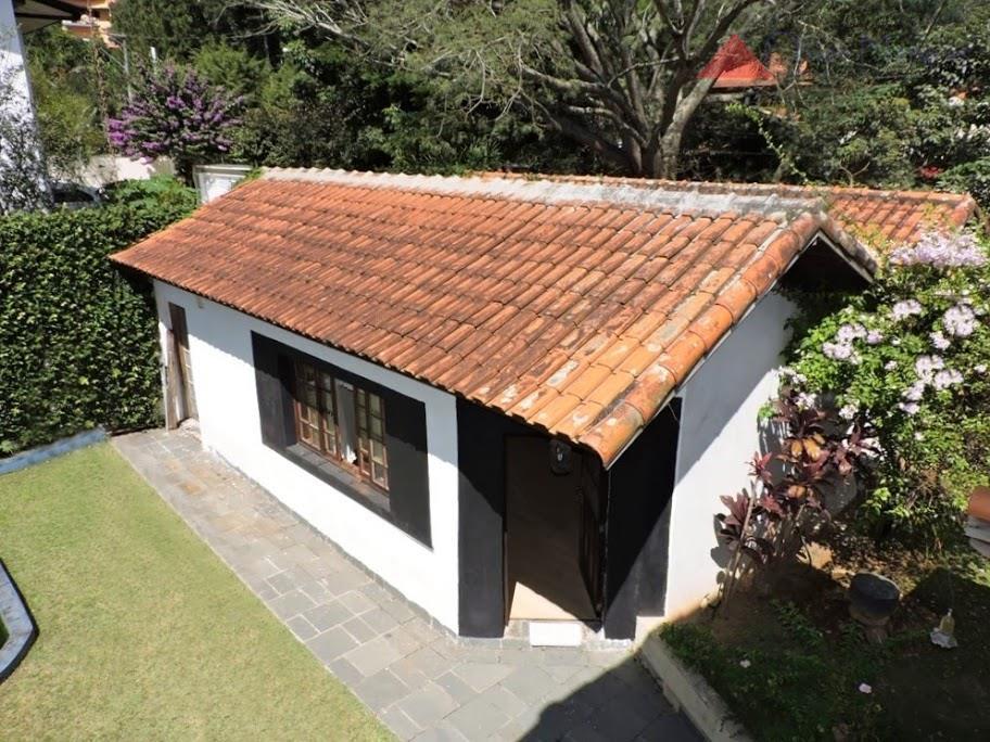 Sobrado residencial à venda, Granja Viana, Carapicuíba - SO1445.