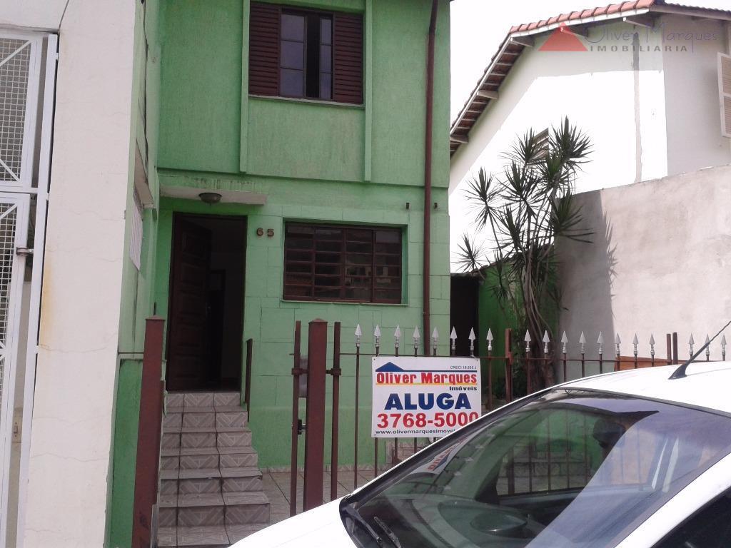 Sobrado residencial para locação, Rio Pequeno, São Paulo - SO1446.