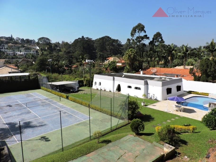 Casa residencial à venda, Chácara Eliana, Cotia - CA0898.