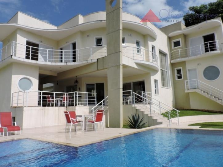 Sobrado residencial à venda, Granja Viana, Carapicuíba - SO1456.