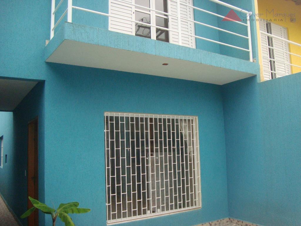 Sobrado residencial à venda, Vila São Francisco, São Paulo - SO1462.