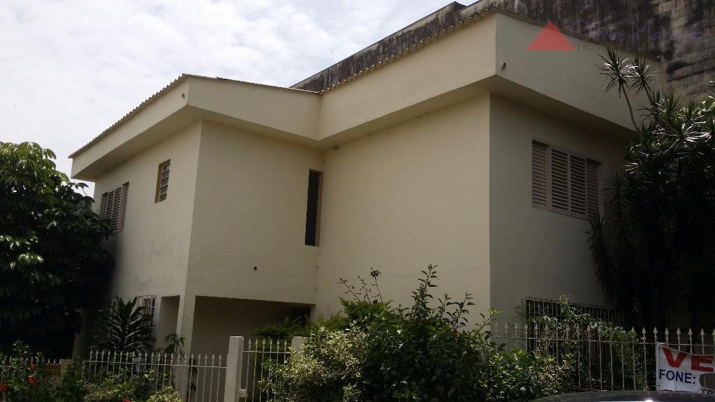 Casa residencial à venda, Jardim das Vertentes, São Paulo - CA0901.