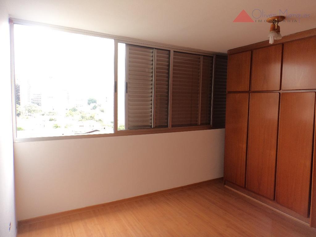Apartamento residencial para locação, Vila Pompéia, São Paulo - AP4366.