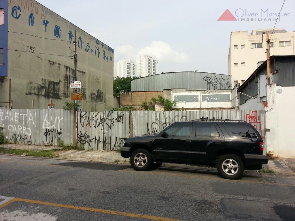 Terreno residencial à venda, Centro, Osasco - TE0193.