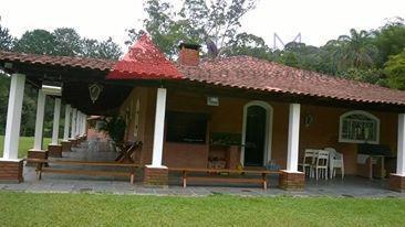 Chácara residencial à venda, Jardim Vinhas Do Sol (Mailasqui), São Roque - CH0085.