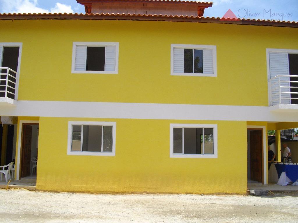 Casa residencial à venda, Chácara do Carmo, Vargem Grande Paulista - CA0909.