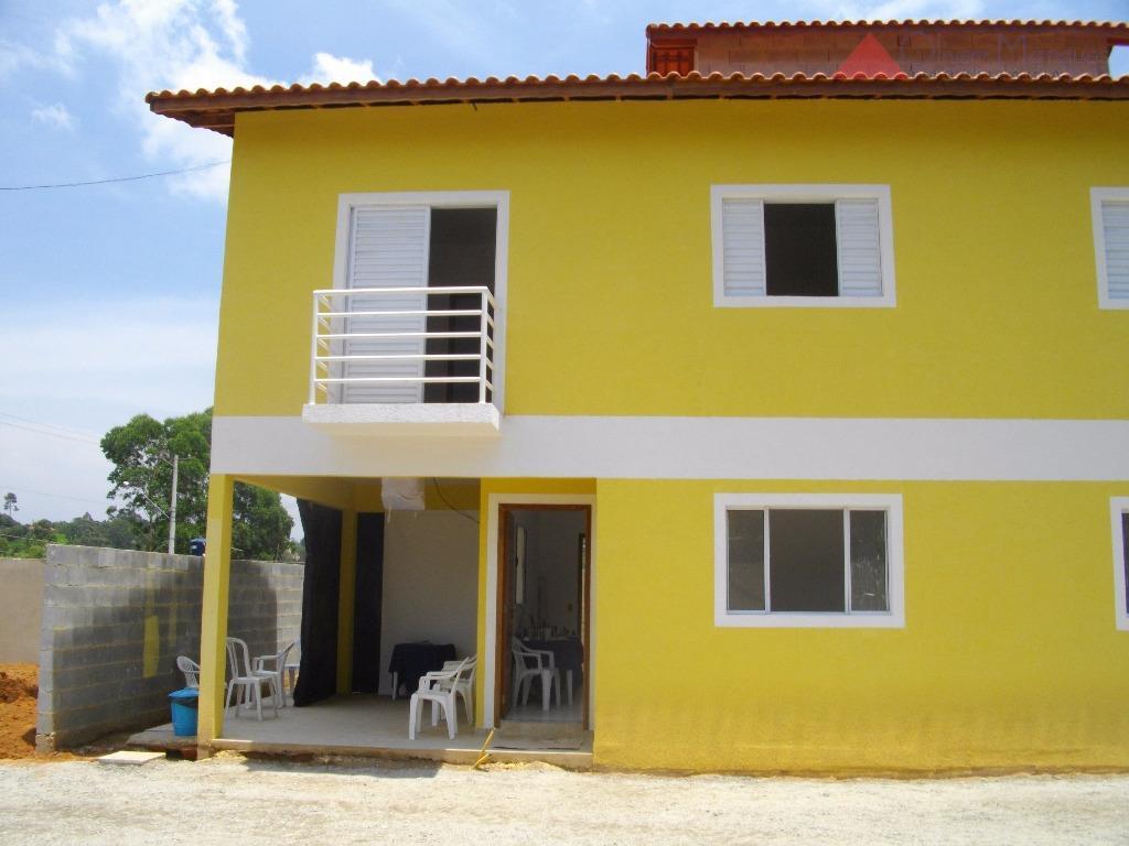 Casa residencial à venda, Chácara do Carmo, Vargem Grande Paulista - CA0913.
