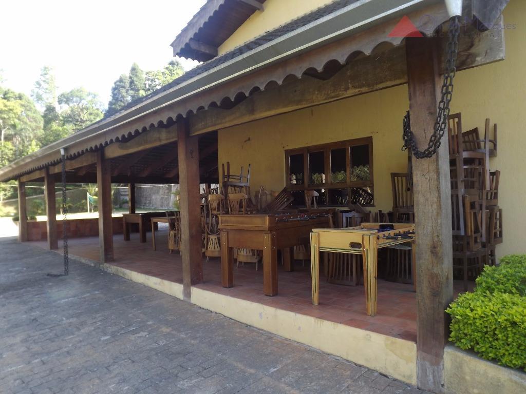 Chácara residencial para locação, Caucaia do Alto, Vargem Grande Paulista - CH0087.