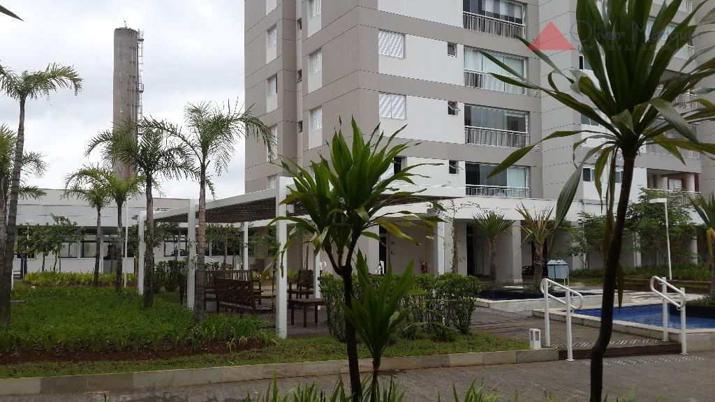 Apartamento residencial à venda, Vila Leopoldina, São Paulo - AP4416.