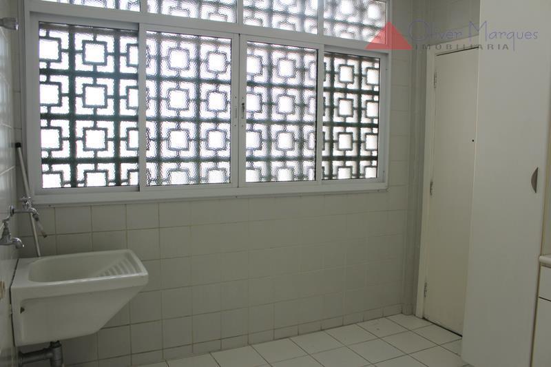 Apartamento residencial para locação, Consolação, São Paulo - AP4414.