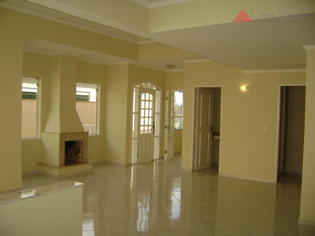 Casa residencial para locação, Alphaville, Barueri - CA0923.