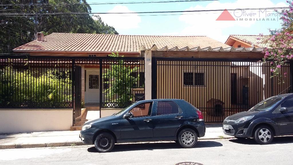 Casa residencial para locação, Parque Continental, São Paulo - CA0924.