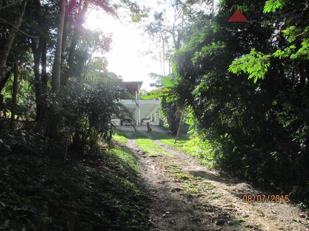 Chácara  residencial à venda, Chácaras Boa Vista, Santana de Parnaíba.